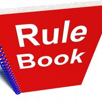 Rule Book - Stuart Miles